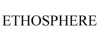 mark for ETHOSPHERE, trademark #85669928