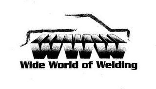mark for WWW WIDE WORLD OF WELDING, trademark #85670014