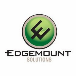 mark for E EDGEMOUNT SOLUTIONS, trademark #85670140