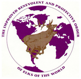 mark for THE IMPROVED BENEVOLENT AND PROTECTIVE ORDER OF ELKS OF THE WORLD, trademark #85670478
