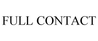 mark for FULL CONTACT, trademark #85670510