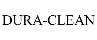 mark for DURA-CLEAN, trademark #85670613