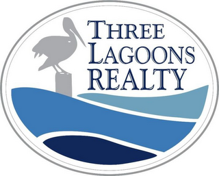 mark for THREE LAGOONS REALTY, trademark #85670677