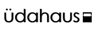 mark for ÜDAHAUS, trademark #85670686