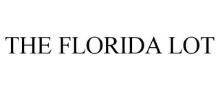 mark for THE FLORIDA LOT, trademark #85670805