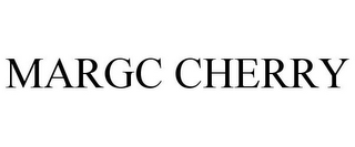 mark for MARGC CHERRY, trademark #85670839