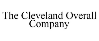 mark for THE CLEVELAND OVERALL COMPANY, trademark #85670937