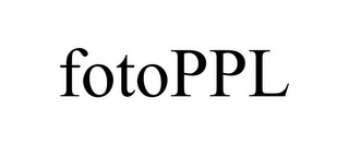 mark for FOTOPPL, trademark #85670997