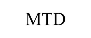 mark for MTD, trademark #85671007