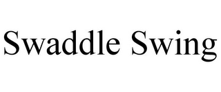 mark for SWADDLE SWING, trademark #85671232