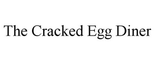 mark for THE CRACKED EGG DINER, trademark #85671343