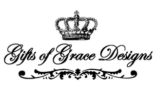 mark for GIFTS OF GRACE DESIGNS, trademark #85671356