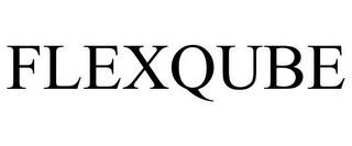 mark for FLEXQUBE, trademark #85671532