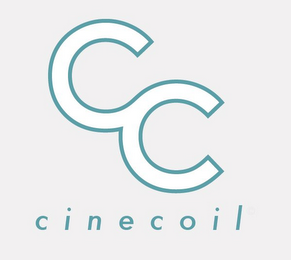 mark for CC CINECOIL, trademark #85671563