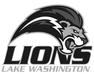 mark for LIONS LAKE WASHINGTON, trademark #85671942