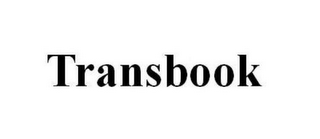 mark for TRANSBOOK, trademark #85671951