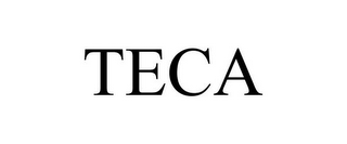 mark for TECA, trademark #85672287