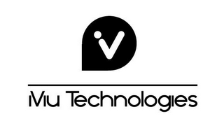 mark for IV IVIU TECHNOLOGIES, trademark #85672374
