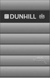 mark for D DUNHILL SINCE 1907 DUNHILL, trademark #85672627