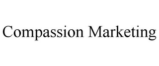 mark for COMPASSION MARKETING, trademark #85672881