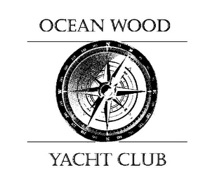 mark for OCEAN WOOD YACHT CLUB N E S W, trademark #85673077
