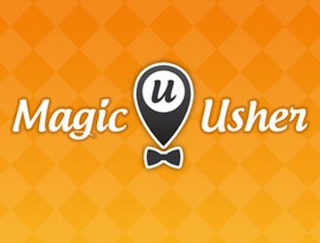 mark for MAGIC USHER U, trademark #85673104