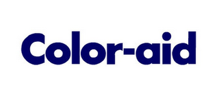 mark for COLOR-AID, trademark #85673187
