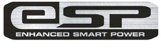 mark for ESP ENHANCED SMART POWER, trademark #85673234
