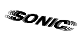 mark for SONIC, trademark #85673330
