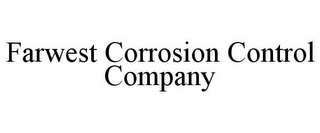 mark for FARWEST CORROSION CONTROL COMPANY, trademark #85673335