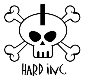 mark for HARD INC., trademark #85673381