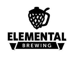 mark for ELEMENTAL BREWING, trademark #85673438