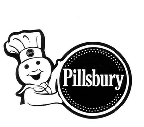 mark for PILLSBURY, trademark #85673656