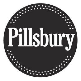 mark for PILLSBURY, trademark #85673662