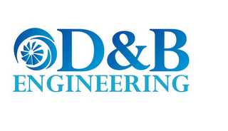 mark for D&B ENGINEERING, trademark #85673694