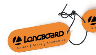 mark for L LONGBOARD CLOTHES | SHOES | ACCESSORIES, trademark #85673834