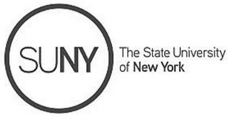 mark for SUNY THE STATE UNIVERSITY OF NEW YORK, trademark #85673913