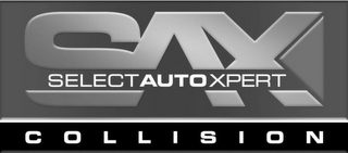 mark for SAX SELECTAUTOXPERT COLLISION, trademark #85674233