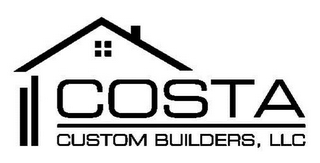 mark for COSTA CUSTOM BUILDERS, LLC, trademark #85674391