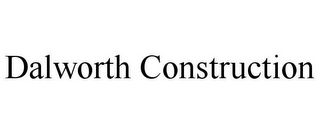 mark for DALWORTH CONSTRUCTION, trademark #85674448