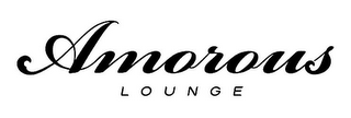 mark for AMOROUS LOUNGE, trademark #85674476
