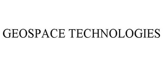 mark for GEOSPACE TECHNOLOGIES, trademark #85674501