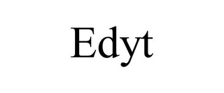 mark for EDYT, trademark #85674543