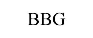 mark for BBG, trademark #85674616