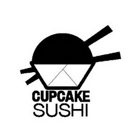mark for CUPCAKE SUSHI, trademark #85674689