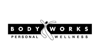 mark for BODY WORKS PERSONAL WELLNESS, trademark #85674692