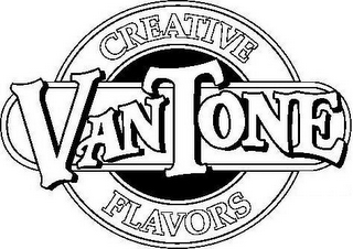mark for VAN TONE CREATIVE FLAVORS, trademark #85675050
