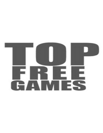 mark for TOP FREE GAMES, trademark #85675531