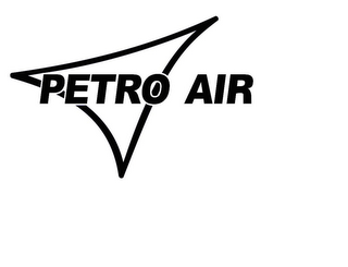 mark for PETRO AIR, trademark #85675560