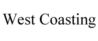 mark for WEST COASTING, trademark #85675675